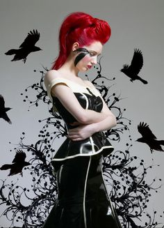Inspired Make Up and Art Direction...