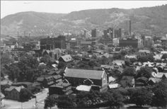 Vintage Johnstown: A Look at Downtown
