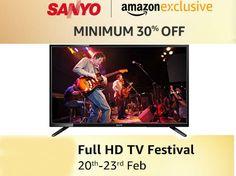 Aditya chopra relives dilwale dulhania le jayenge amazon discount amazon exclusive sanyo full hd tv minimum 30 off full hd tvscoupon codes fandeluxe Images