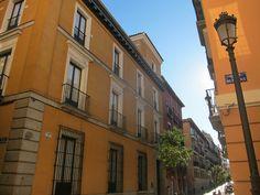 Calle Huertas, Barrio de las Letras. Madrid by voces, via Flickr