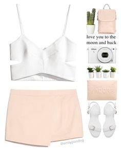 (TAG) by emilypondng on Polyvore featuring мода, H&M, MANGO, Zara, Miss Selfridge and Jigsaw