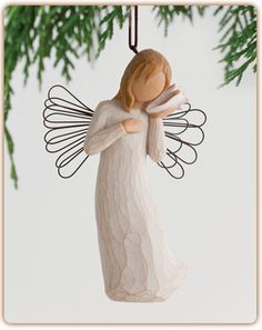 Thinking of You Ornament - Willow Tree available at Ace Hardware of Gray  #acehardware #aceofgray #aceistheplace #shoplocal #willowtree