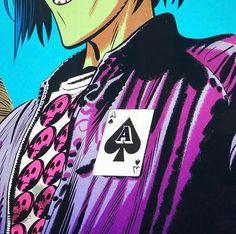 Ace from the Gangreen Gang (PowerPuff Girls!)