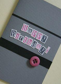birthday card to boyfriend