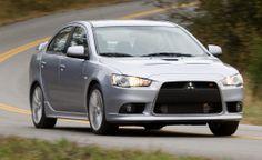 2014 Mitsubishi Lancer Pictures