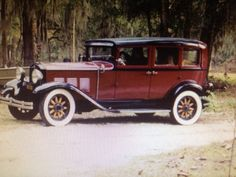 My 1929 in Fla. at mom's
