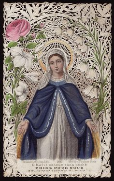 O Mary, conceived without sin, pray for us who have recourse to Thee.