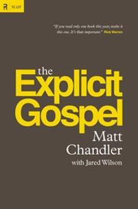 Popular pastor and worldwide speaker Matt Chandler writes his first book, The Explicit Gospel, to remind the church of what is of first and utmost importance--the gospel.