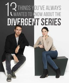 "13 Things You've Always Wanted To Know About ""The Divergent Series"""