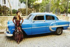 Rocky Barnes for Turquoise Lane Shop | Spell Blog