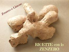 RICETTE con lo ZENZERO | RACCOLTA