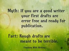 I want to be a writer when I grow up.?