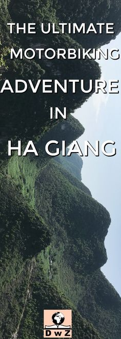 Motorbiking, mountains and more. Ha Giang is the ultimate road trip destination in the extreme North of Vietnam. The best thing? Not many tourists know about it... Yet.