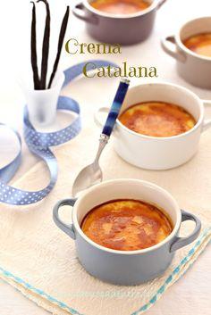 La Cuoca Dentro: Crema Catalana