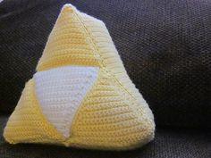 Triforce pillow