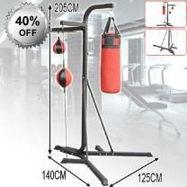 Heavy Bag Speed Ball Striking Bag Boxing Gym - Heavy Bag - Speed Ball - Double End Striking Bag