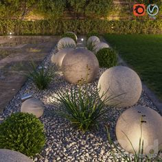 3d models: Exterior objects - Flower bed