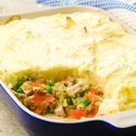 Turkey and Leek Shepherd's Pie