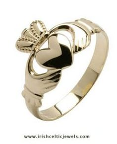 Do you know the story of the Claddagh ring, the famous Irish token of love and devotion?