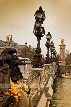 Pont Alexandre III | by ¡arturii!