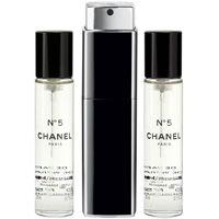 f78741e938e Chanel No. 5 Eau Premiere Refillable Eau de Parfum Purse Spray 20ml   2 x  20ml Refills £75