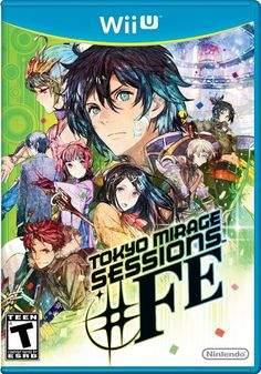 This was one of the main games that got me to get a WiiU. At the time it was a console exclusive but it's actually been re-released on the Nintendo Switch for more people to enjoy! | #TokyoMirageSessions #FireEmblem #AtlusGames #Nintendo #WiiU #JRPG Atlus Games, Le Mirage, Tokyo, Wii U Games, Best Rpg, Fire Emblem Characters, Tv Tropes, Fan Service, Gamers