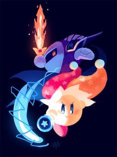 Kirby by gigi d.g.