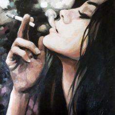 Smokin' profile (SOLD)