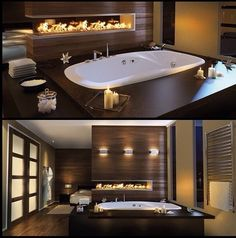 This is just cruel. Who wouldn't dream of a bathroom like this?