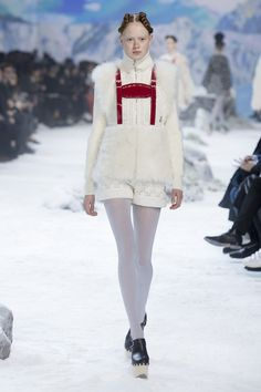 051d175207 See all the Collection photos from Moncler Gamme Rouge Autumn Winter 2016  Ready-To-Wear now on British Vogue