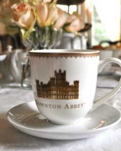 Make Life Lovely: Downton Abbey Tea Party + Free Printable Downton Abbey Trivia Quiz