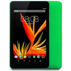 Alldaymall Tablet with 64 bits Quad Core CPU 7 HD 1920x1200 IPS Display Android 51 Lollipop 1GB RAM 16GB Flash WiFi Bluetooth Dual Camera  Green >>> Check out this great product. Note: It's an affiliate link to Amazon