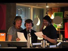 Evers Staat Op ZangMixShow met Handsome Poets