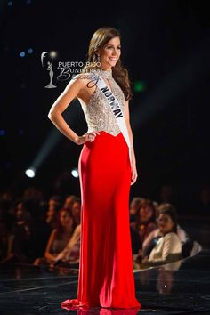 MISS UNIVERSE 2015 :: PRELIMINARY EVENING GOWN COMPETITION | Martine Rødseth, Miss Universe Norway 2015, competes on stage in her evening gown during The 2015 MISS UNIVERSE® Preliminary Show at Planet Hollywood Resort & Casino Wednesday, December 16, 2015. #MissUniverse2015 #MissUniverso2015 #MissNorway #MissNoruega #MartineRødseth #PreliminaryCompetition #EveningGown #LasVegas #Nevada