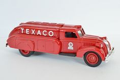 Texaco 1939 Dodge Diecast Bank by WidhalmsCollectibles on Etsy