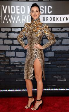Katy Perry from MTV VMAs: Most Memorable Fashions Ever | E! Online
