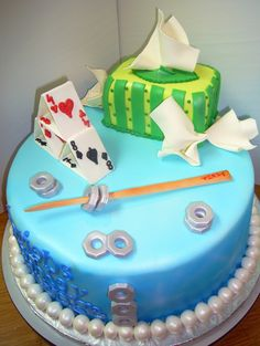 Minute To Win It Cake (View 2)