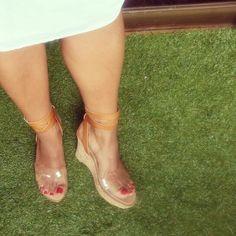 Sandales #valeriesalacroux