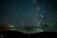 Sometimes the best is saved for last. It certainly was the case for one night sky photographer Christopher Georgia, who was about to pack up from a night of taking time lapse images of the Milky Way when a bright meteor shot across the sky. http://oak.ctx.ly/r/2g4pf