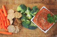 Everyone's had hummus or guacamole (and they are great). But have you tried muhammara? It has smoky, creamy roasted red peppers, toasty walnuts, and nutty little hemp seeds.