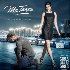 Ms.Taken #GirlsWillBeGirls