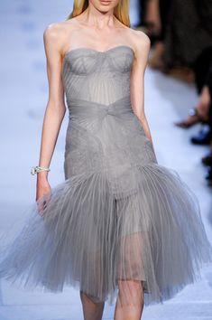Summer #greys - Zac Posen Spring/Summer 2013 #zacposen