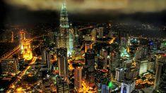City Landscape Photography HD Wallpaper