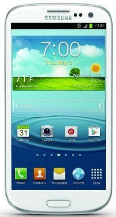 Samsung Galaxy S III 4G Android...   $149.99