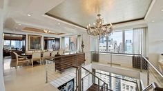 The Penthouse Collection at The Ritz Carlton #StylishHomes