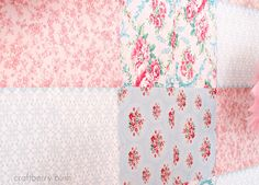 scrapbook paper for a photo backdrop
