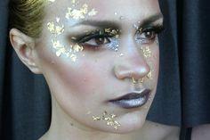 New Ideas for makeup halloween ideas avant garde Face Beauty Makeup, Contour Makeup, Diy Beauty, Makeup Looks, Makeup Palette Storage, Step By Step Contouring, Goddess Makeup, Face Awards, Makeup Tutorials Youtube