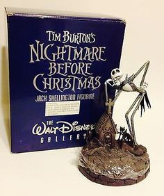 The Walt Disney Gallery - Nightmare Before Christmas - Jack Skellington Figure