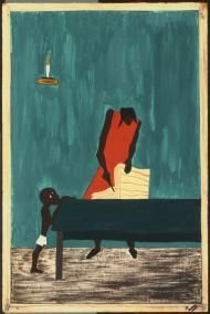 The Migration Series, Jacob Lawrence