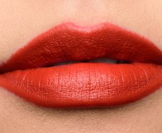 MAC Chili Lipstick Review & Swatches